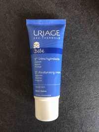 Uriage - Bébé - 1ère crème hydratante
