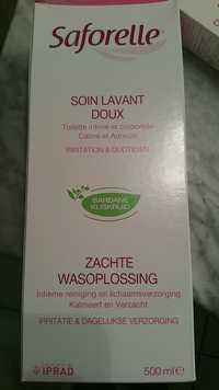 Saforelle - Soin lavant doux