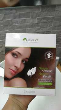 LISSA'O - Natura kératine - kit de lissage brésilien