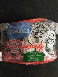 Secrets de Provence - Mon shampooing pour enfants