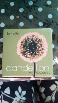 BENEFIT - Dandelion - Face powder