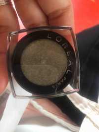 L'Oréal - La couleur - Fard à paupières 009 permanent kaki