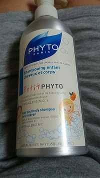 Phyto - Petit phyto - Hair and body shampoo for children