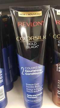 REVLON - Colorsilk 2 colorstay - Après-shampooing nourrissant