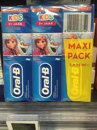 ORAL-B - Frozen - Fluoride tandpasta kids 3+ jaar