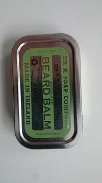 Dr K Soap company - Woodland - Beard balm