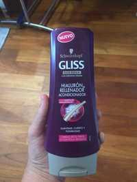 SCHWARZKOPF - Gliss hair repair - Hialurón + rellenador acondicionador
