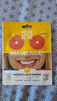 PULPE DE VIE - Margar'éclat - Masque éclat et énergie bio