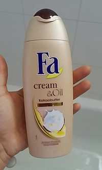 Fa - Cream & oil - Duschcreme