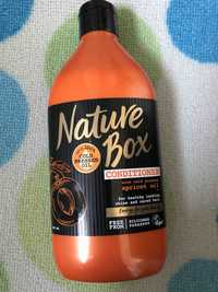 NATURE BOX - Conditioner with cold pressed apricot oil