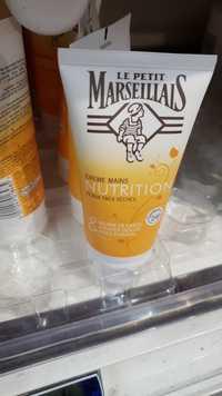 LE PETIT MARSEILLAIS - Nutrition - Crème mains