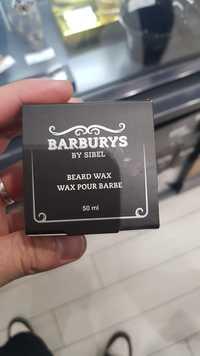 Sibel - Barburys - Wax pour barbe