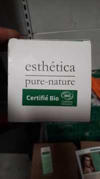 Esthética - Pure nature - Crème anti-âge bio