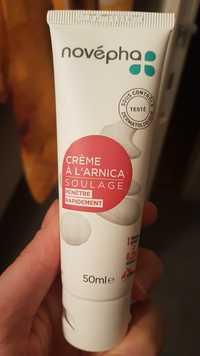 NOVÉPHA - Crème à l'arnica soulage