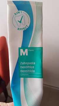 Migros - 5 in 1 Effect classic - Dentifrice complète