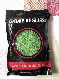 MAMIE RÉGLISSE - Cire spéciale douillette