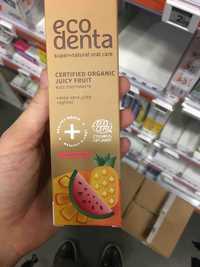 ECODENTA - Kids toothpaste