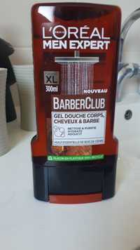 L'ORÉAL PARIS - Men expert BarberClub - Gel douche corps