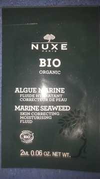 NUXE - Algue marine - Fluide hydratant correcteur de peau
