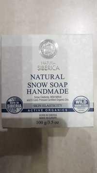 NATURA SIBERICA - Natural - Snow soap handmade