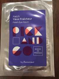 MARIONNAUD - Patch - Yeux fraîcheur