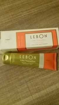Lebon - Villa Noacarlina  - Dentifrice