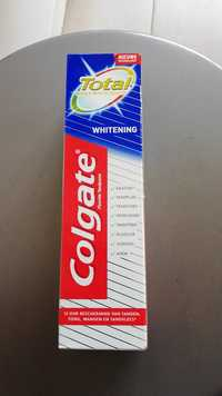 COLGATE - Total whitening - Fluoride tandpasta