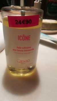QIPAO - Icône - Huile cultissime pour femme intemporelle