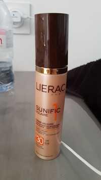 LIÉRAC - Sunific solaire - Crème velours  SPF 30