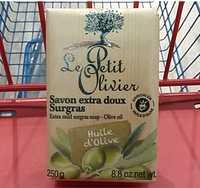 LE PETIT OLIVIER - Savon extra doux Surgras - huile d'olive