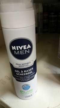 NIVEA - Gel à Raser Peau sensible