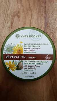 Yves Rocher - Baume mains froid enrichi en karité