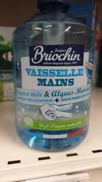 Jacques Briochin - Vaisselle et mains - Savon noir et algues marines - 2 en 1