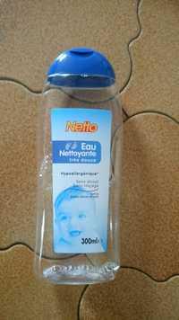 NETTO - Eau nettoyante très douce hypoallergénique sans alcool
