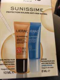 Liérac - Sunissime - Protection solaire anti-âge global