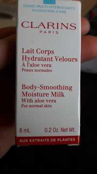 CLARINS - Lait corps hydratant velours - À l'aloe vera