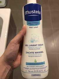 MUSTELA - Peau normale - Gel lavant doux