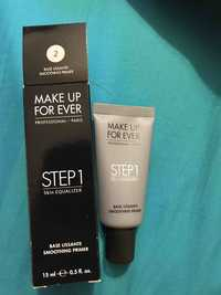 Make up for ever - Step 1 - Base lissante 2
