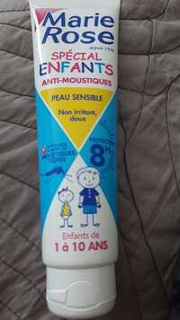 Marie Rose - Anti-moustiques spécial enfants protection 8H