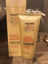 NOCIBÉ - Nutri focus - Masque onctueux réparateur