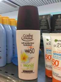 Corine de Farme - Monoï de Tahiti - Lait protecteur hydratant SPF 50