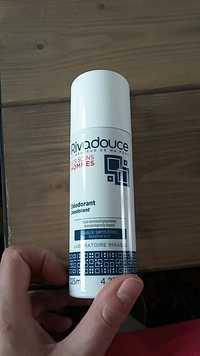 Rivadouce - Les soins hommes - Déodorant