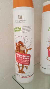 Fauvert - Shampooing p'tit fauv - Spécial enfants