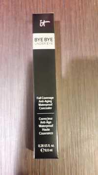 IT COSMETICS - Bye bye under eye - Correcteur anti-âge waterproof haute couvrance