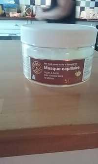 SOTEIX - Masque capillaire argan & karité