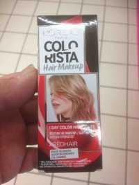 L'Oréal - Colorista hair makeup
