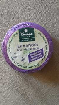 Kneipp - Lavende - Bain effervescent
