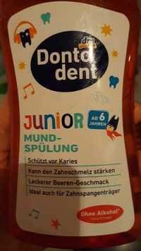 DONTODENT - Junior ab 6 jahren - Mundspülung