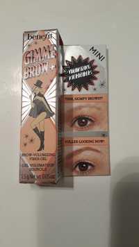 BENEFIT - Gimme brow+ - Gel volumateur sourcils