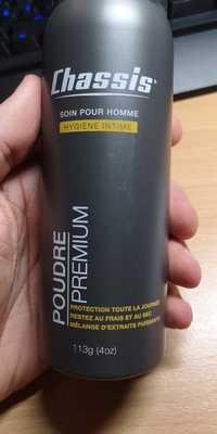 CHASSIS - Poudre premium - Soin pour homme hygiène intime